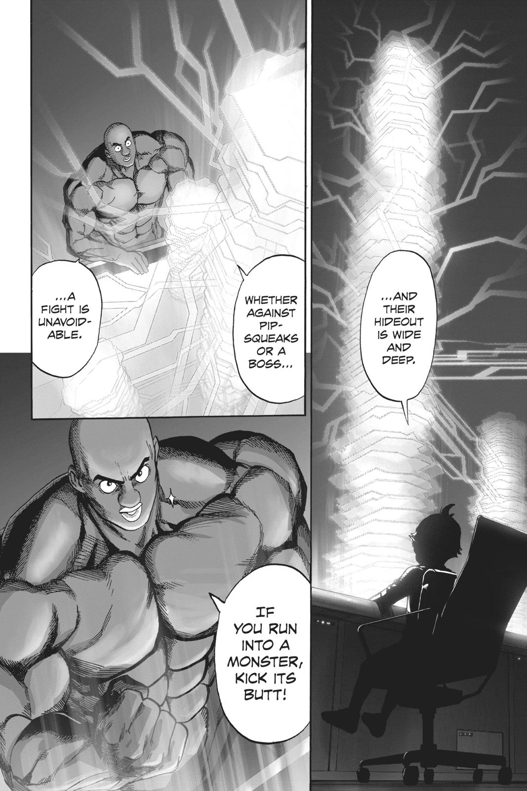 One-Punch Man, Chapter 95 image 018