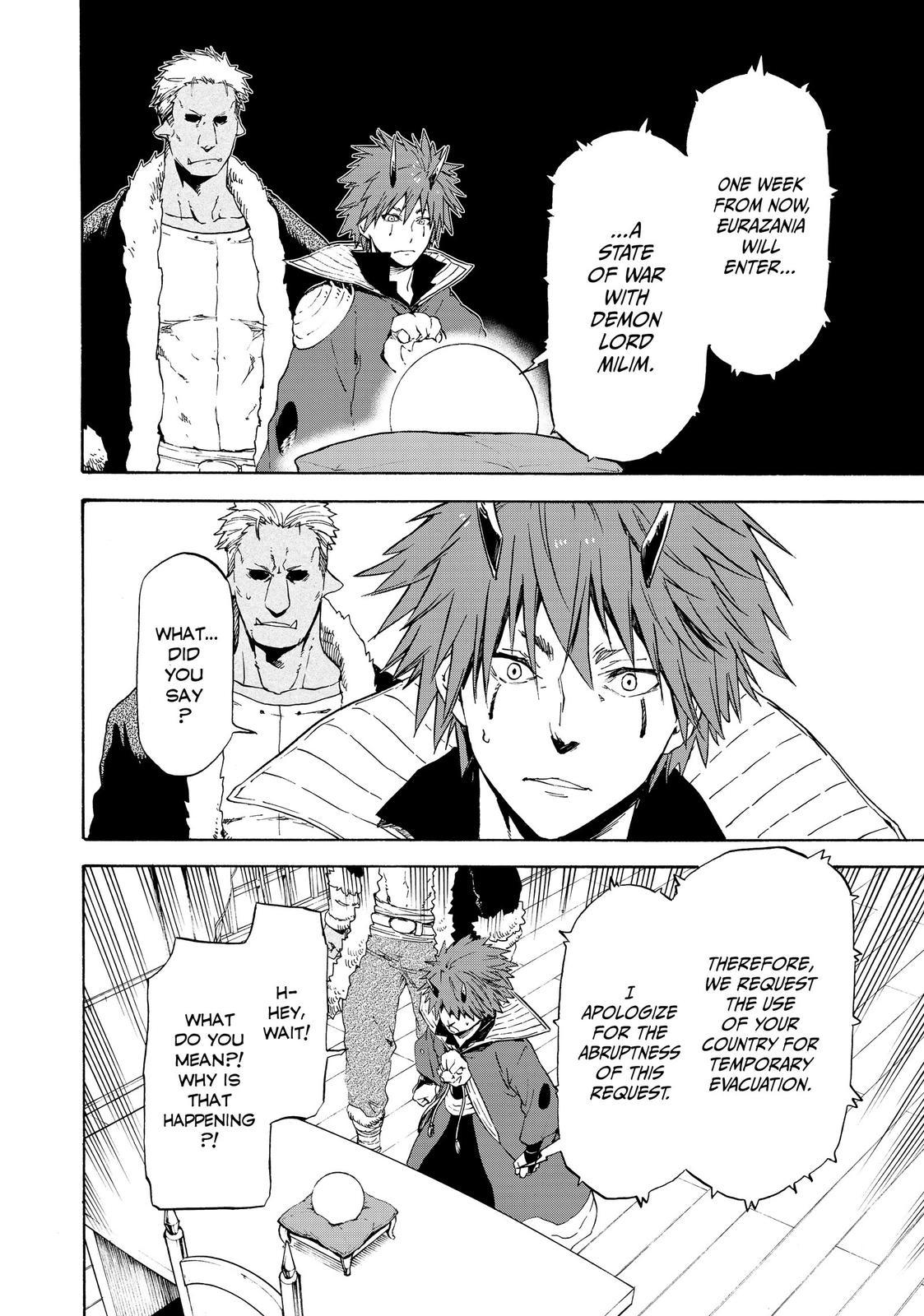 Tensei shitara Slime Datta Ken, Chapter 57 image 004