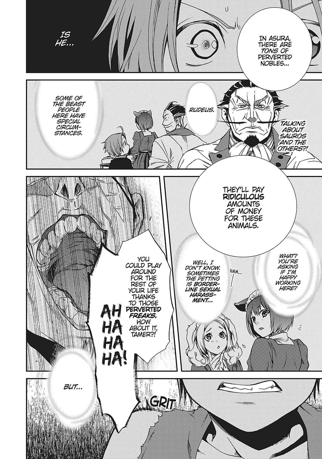 Mushoku Tensei, Chapter 32 image 011