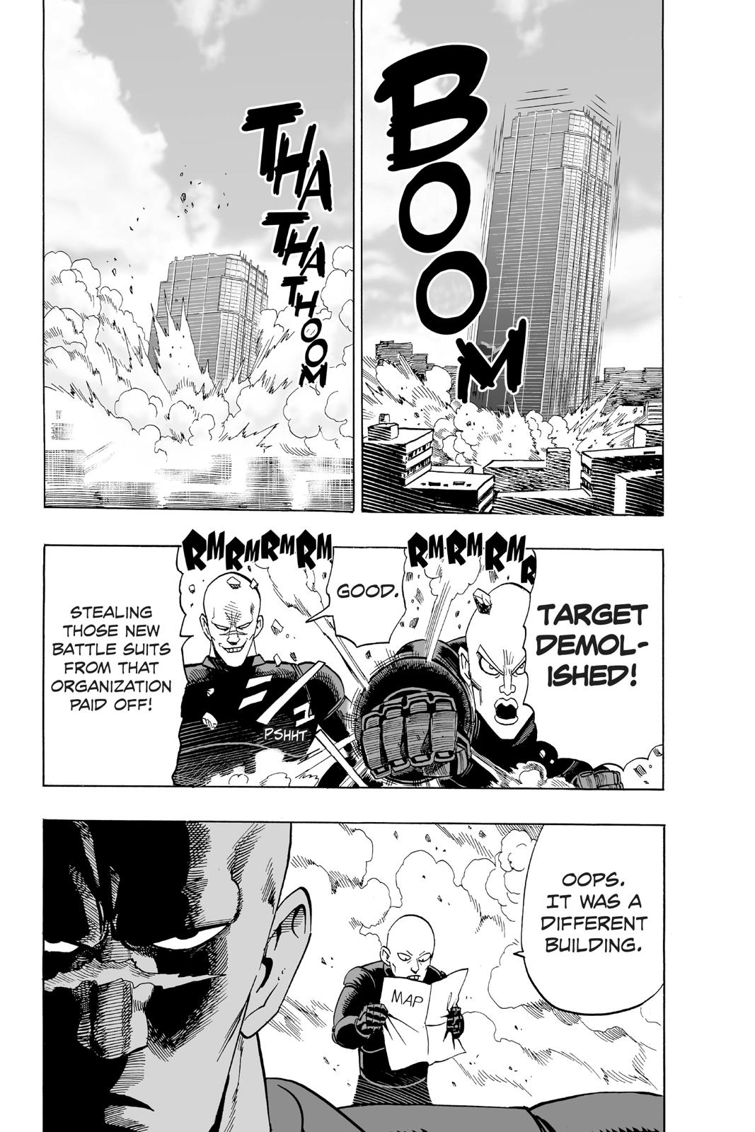 One-Punch Man, Chapter 12 image 006