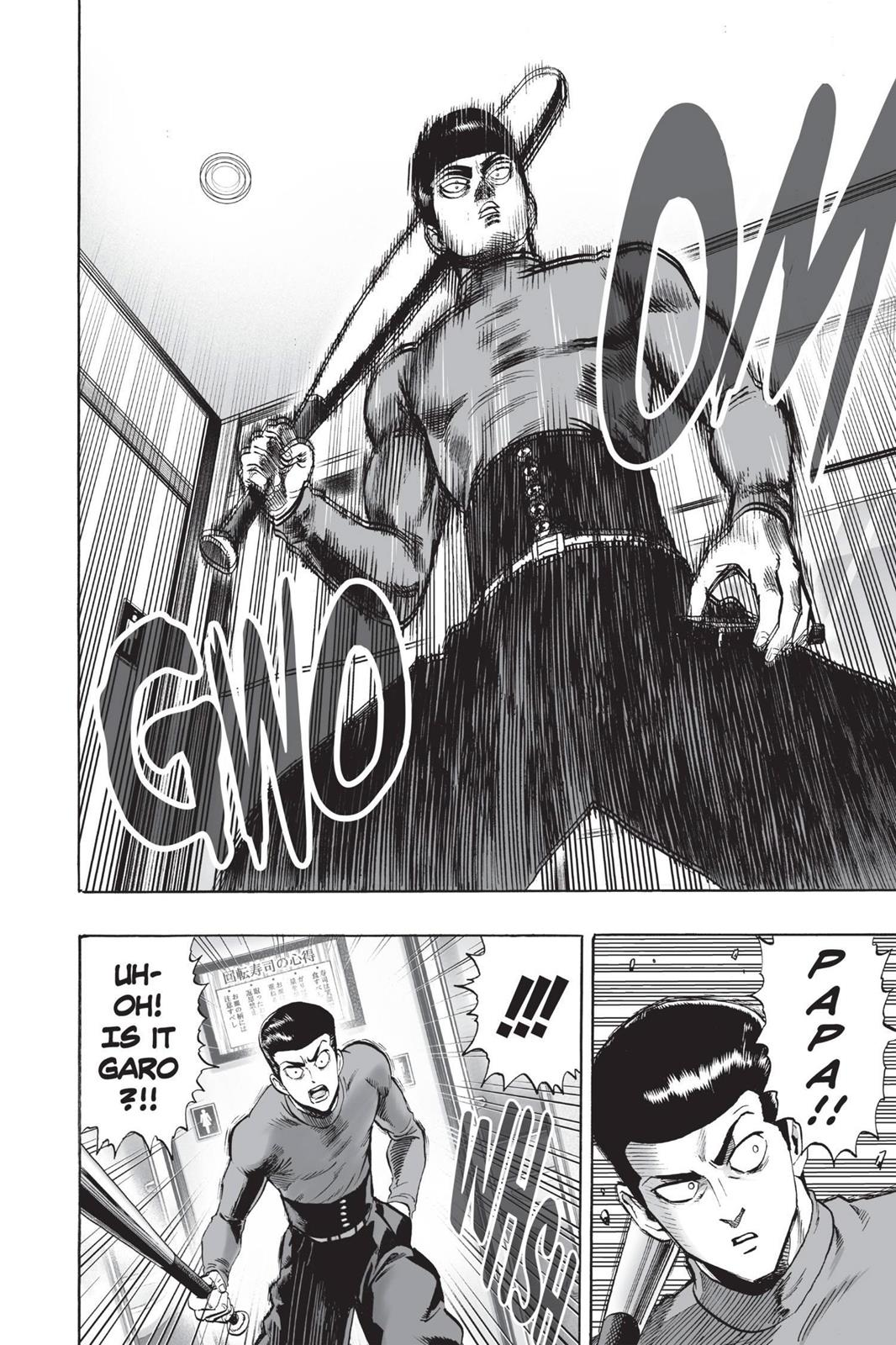 One-Punch Man, Chapter 52 image 010