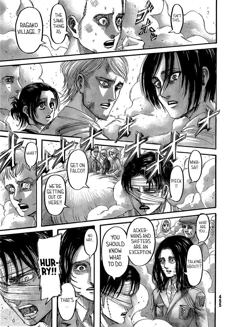 Attack On Titan, Chapter 138 image 018