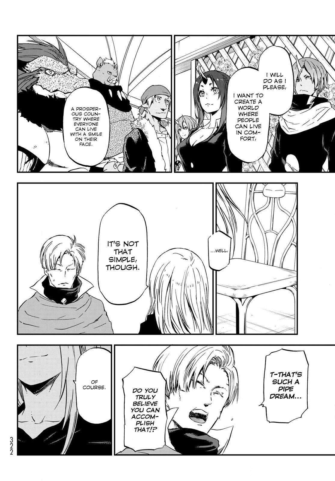 Tensei shitara Slime Datta Ken, Chapter 74 image 054