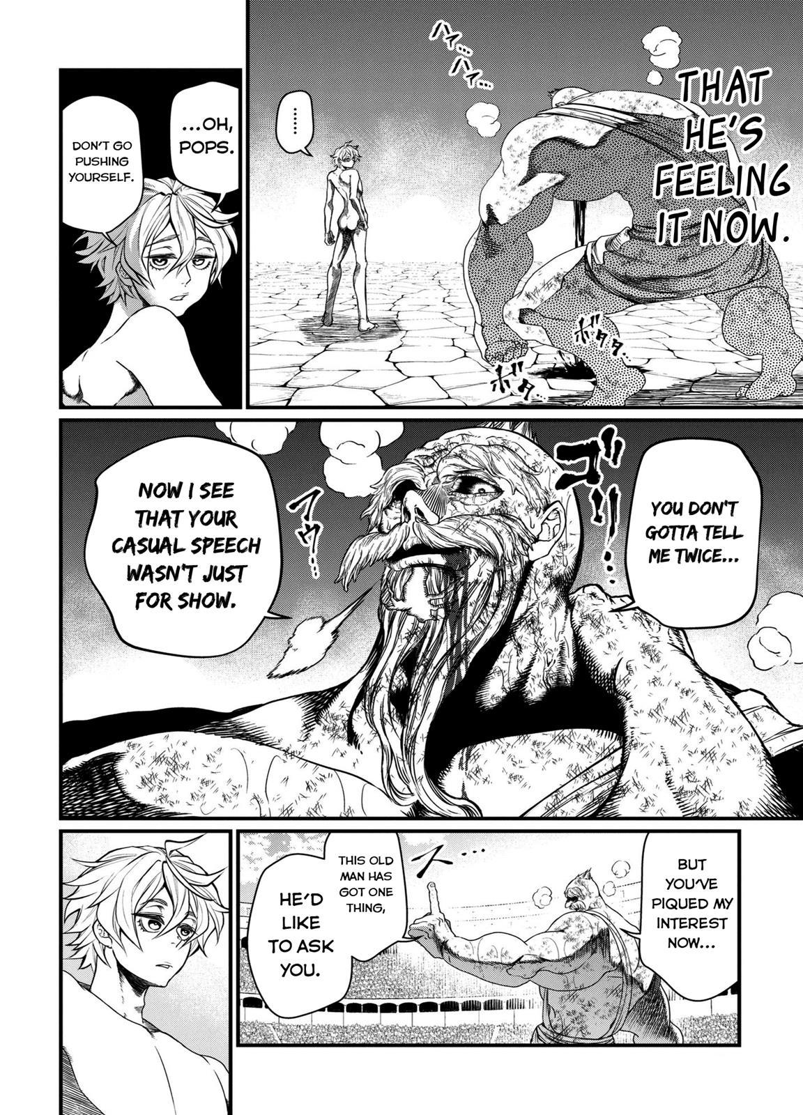 Shuumatsu no Valkyrie, Chapter 10 image 042