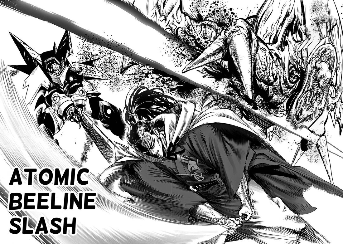 One-Punch Man, Chapter 138 image 019