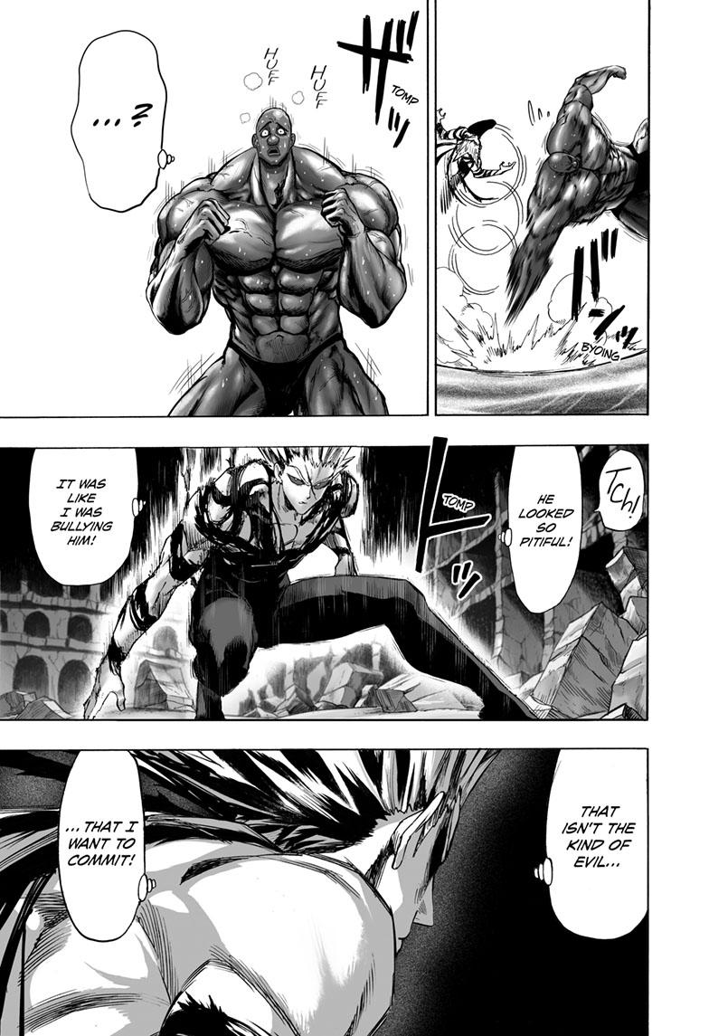 One-Punch Man, Chapter 127 image 023