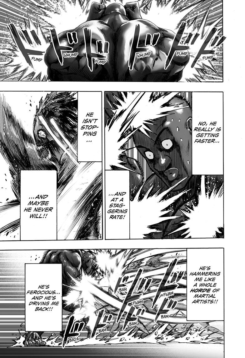 One-Punch Man, Chapter 124.2 image 029