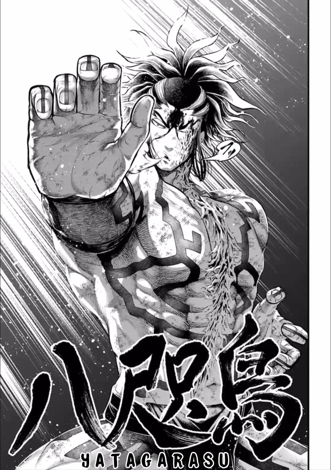 Shuumatsu no Valkyrie, Chapter 39 image 068