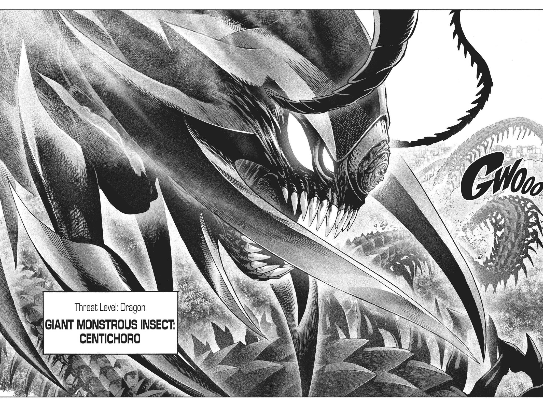 One-Punch Man, Chapter 85 image 036