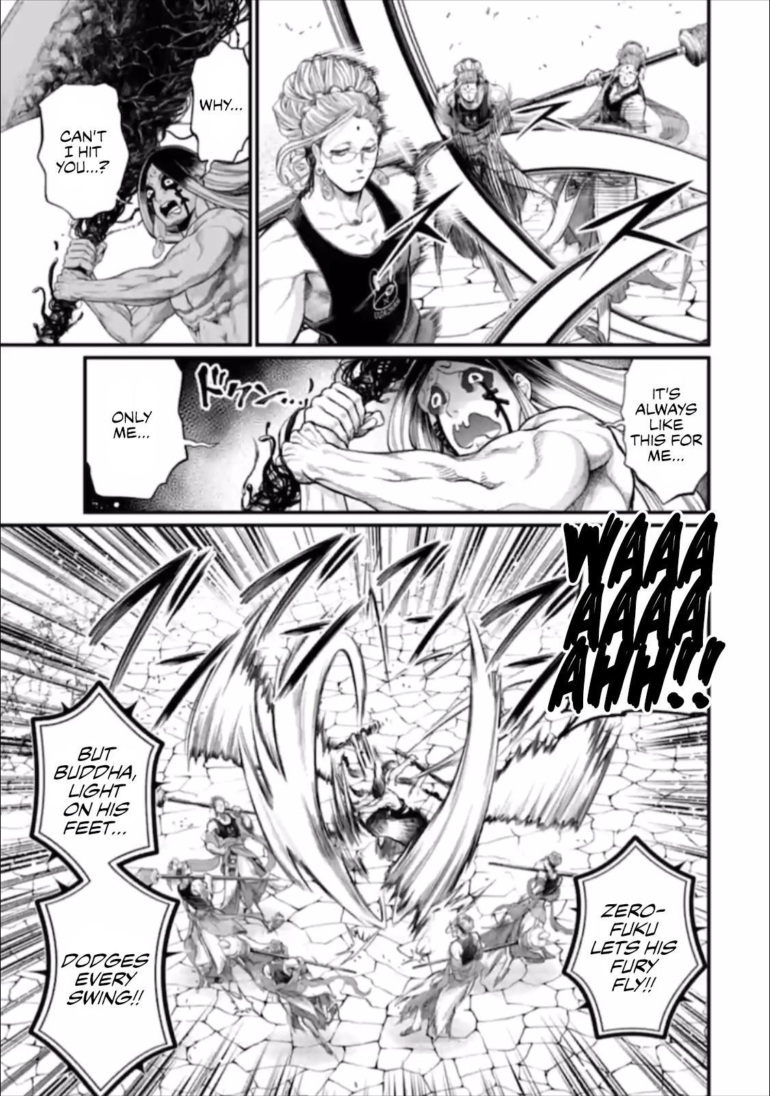 Shuumatsu no Valkyrie, Chapter 46 image 012