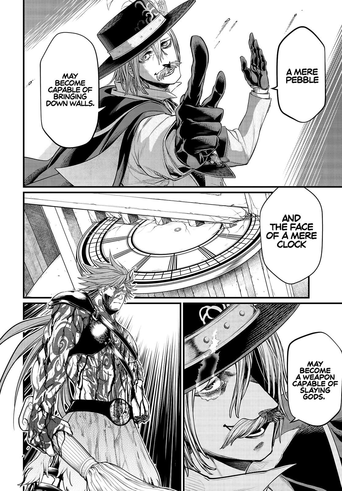 Shuumatsu no Valkyrie, Chapter 26 image 031