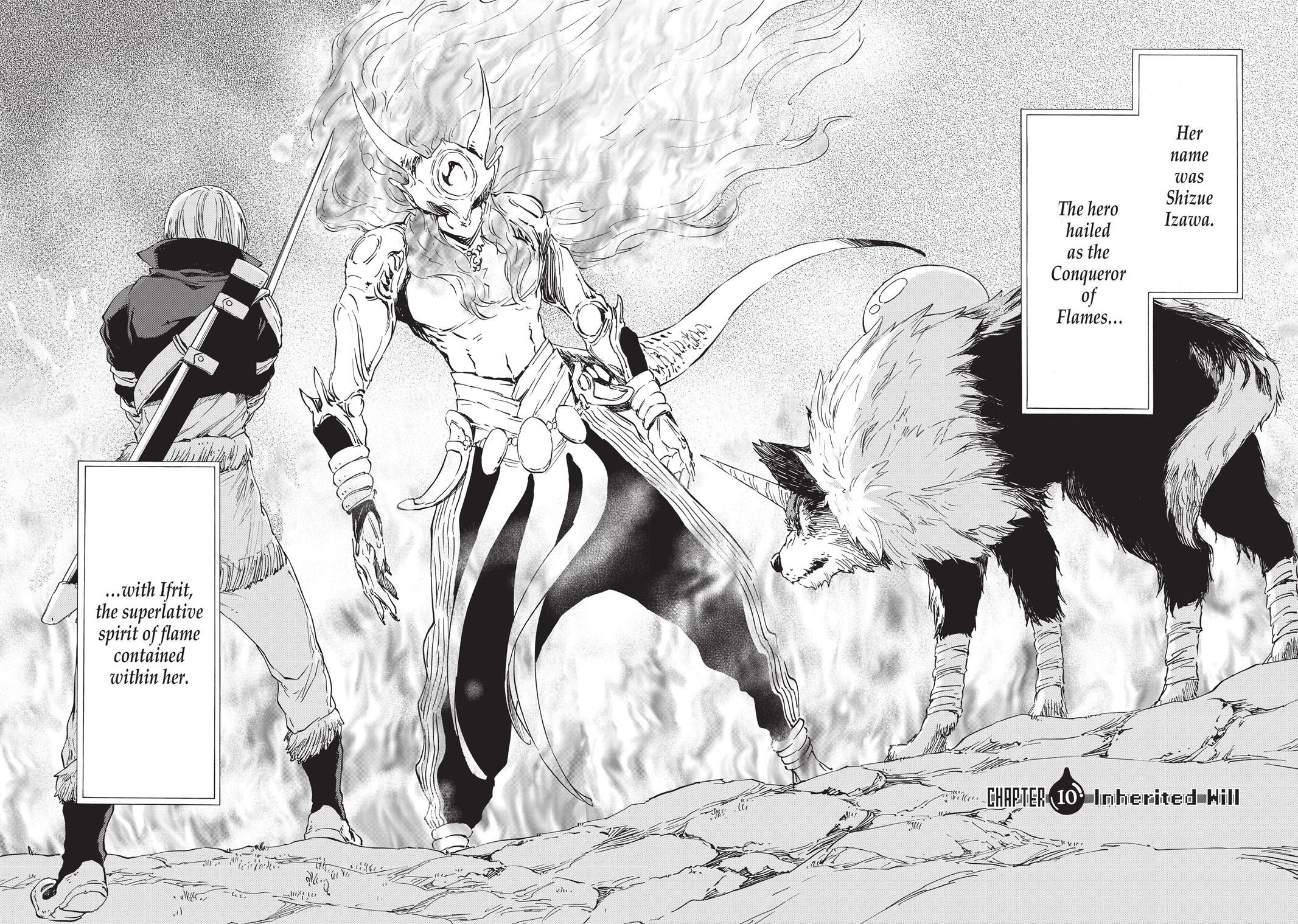Tensei shitara Slime Datta Ken, Chapter 10 image 002