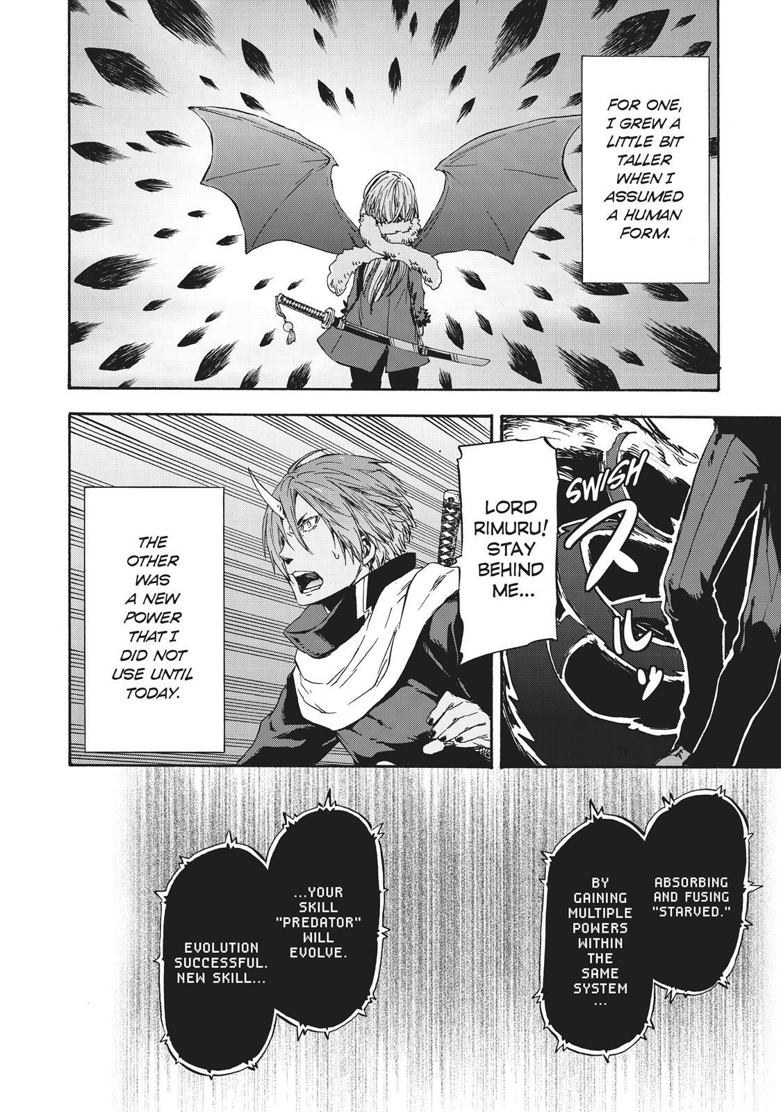 Tensei shitara Slime Datta Ken, Chapter 38 image 024