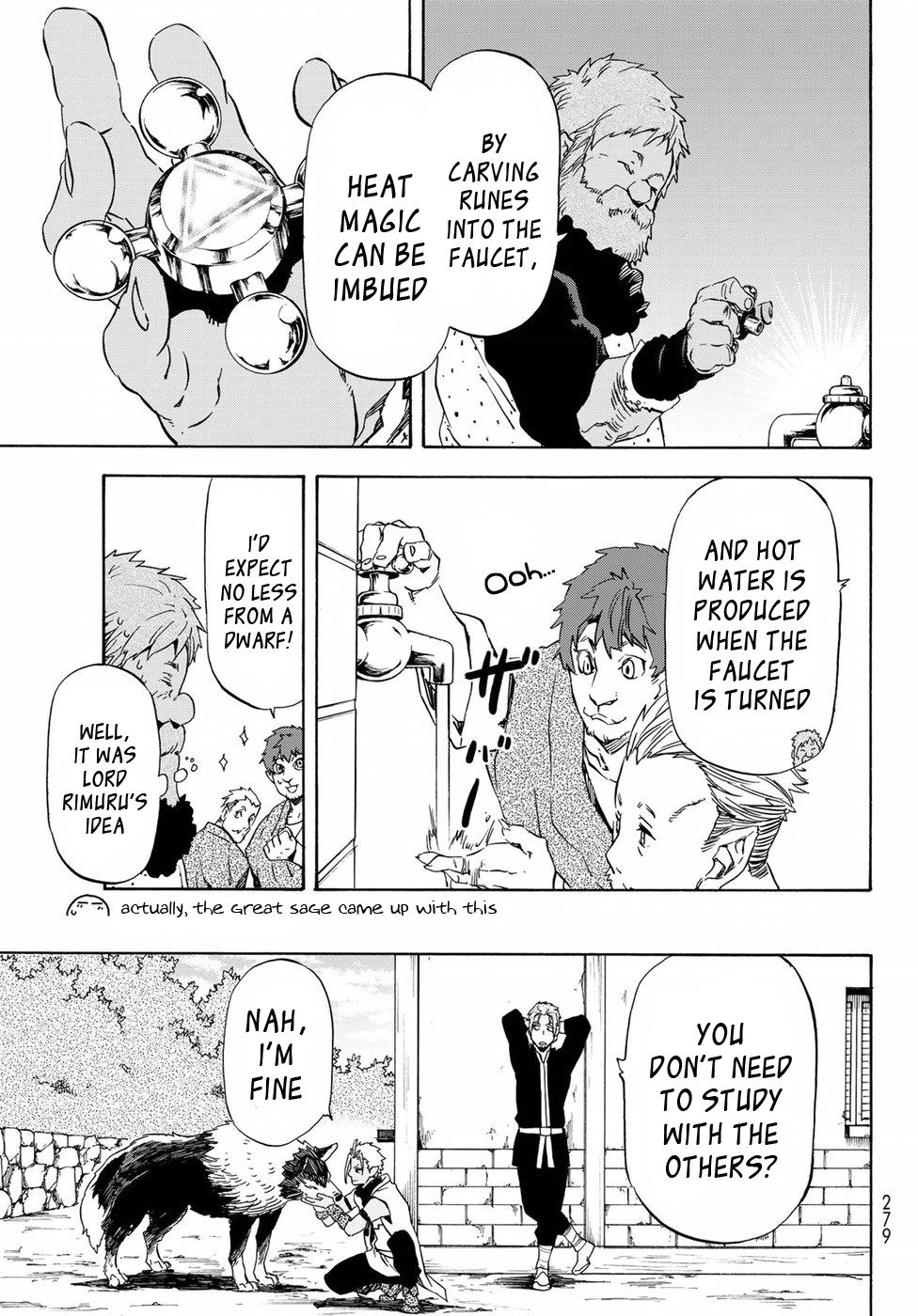 Tensei shitara Slime Datta Ken, Chapter 41 image 004