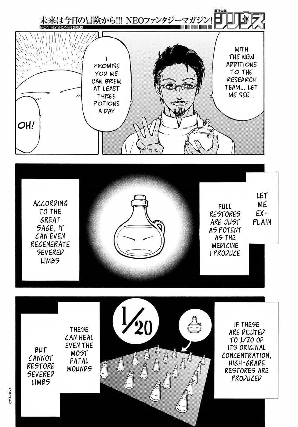 Tensei shitara Slime Datta Ken, Chapter 43 image 015