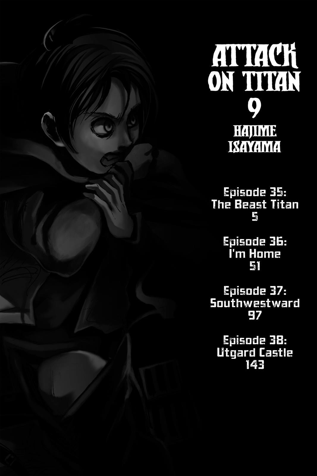 Attack On Titan, Episode 35 image 003