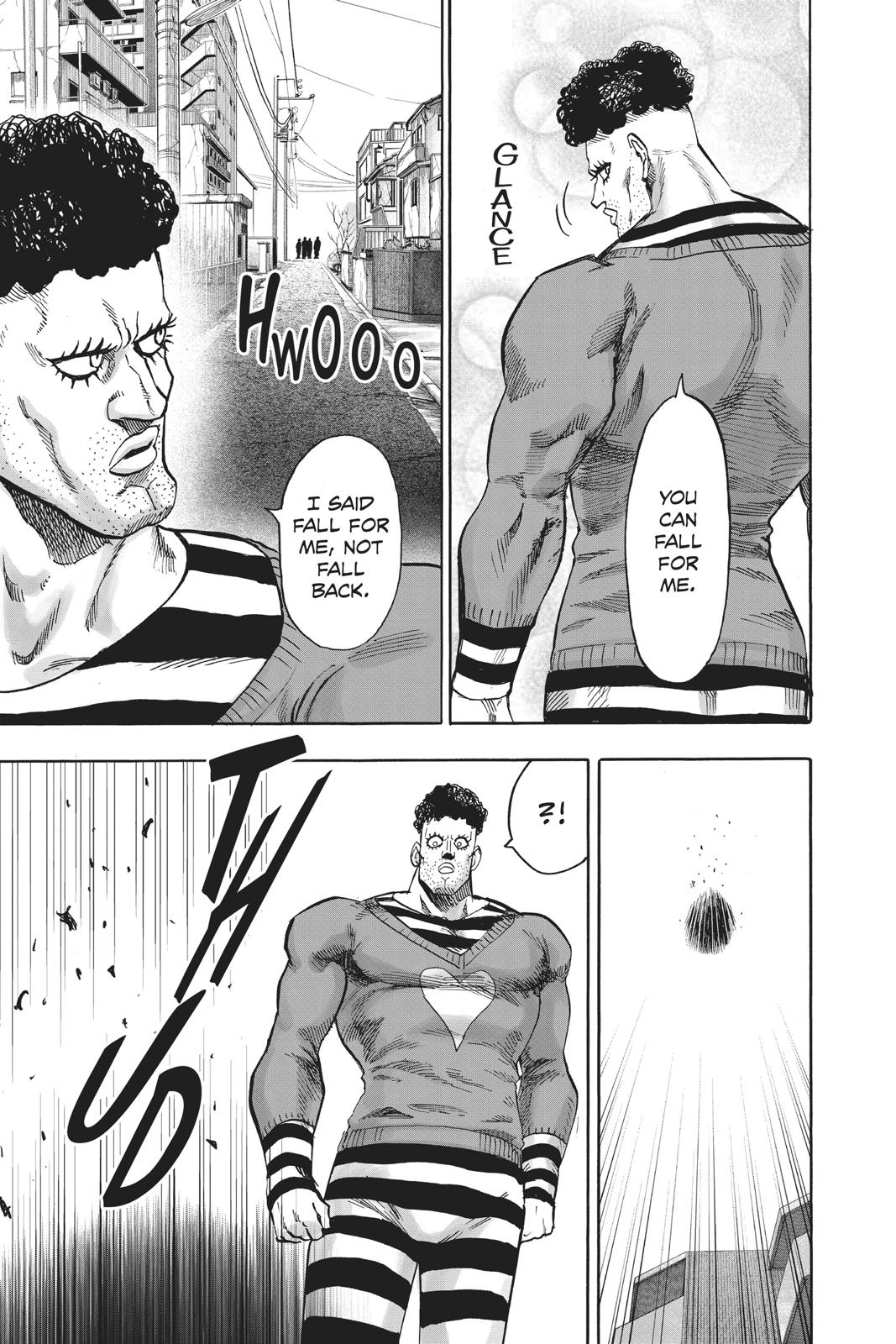 One-Punch Man, Chapter 97 image 031