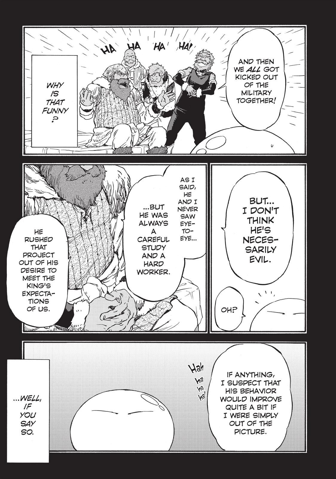 Tensei shitara Slime Datta Ken, Chapter 7 image 011