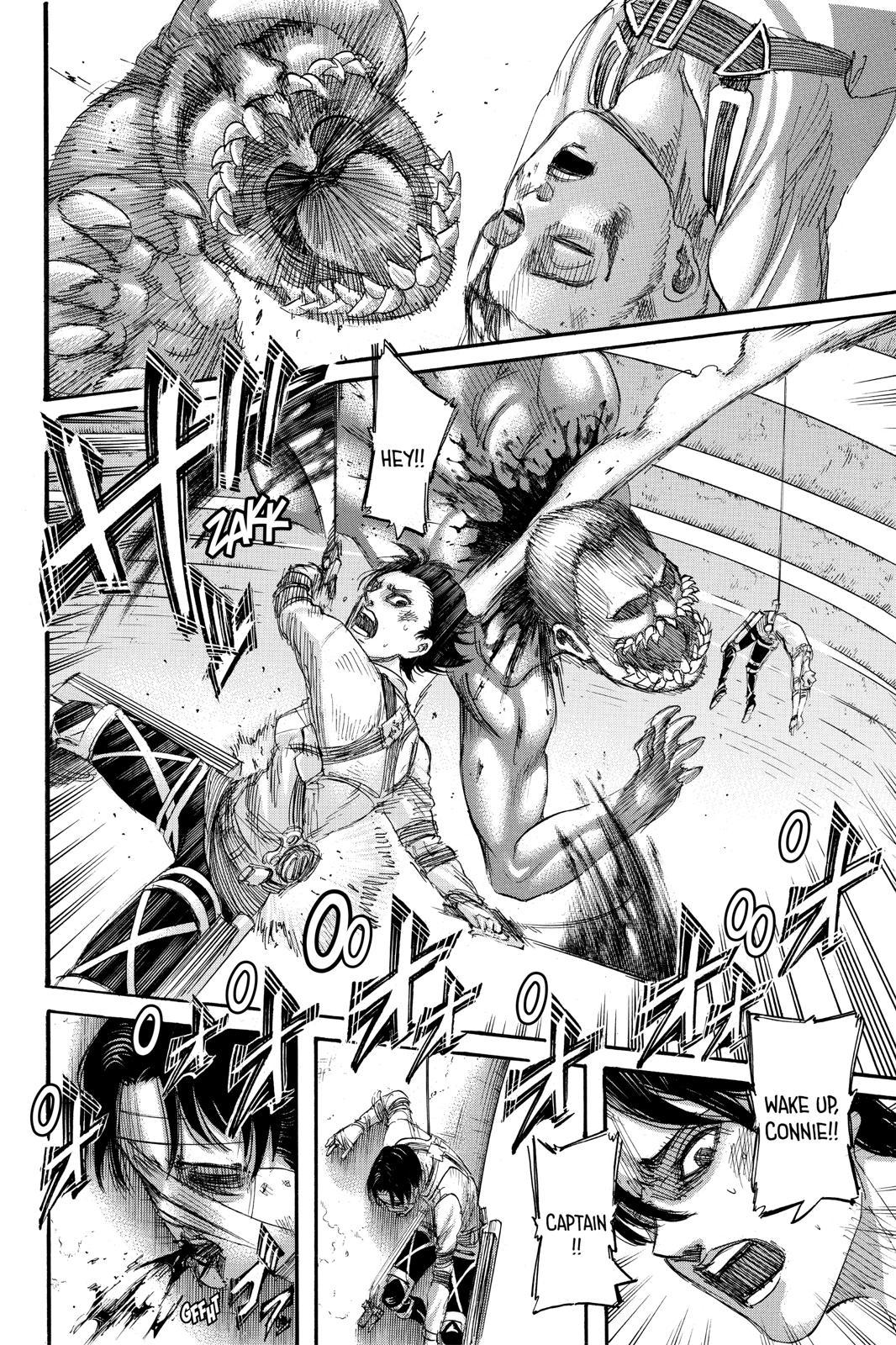Attack On Titan, Episode 135 image 035