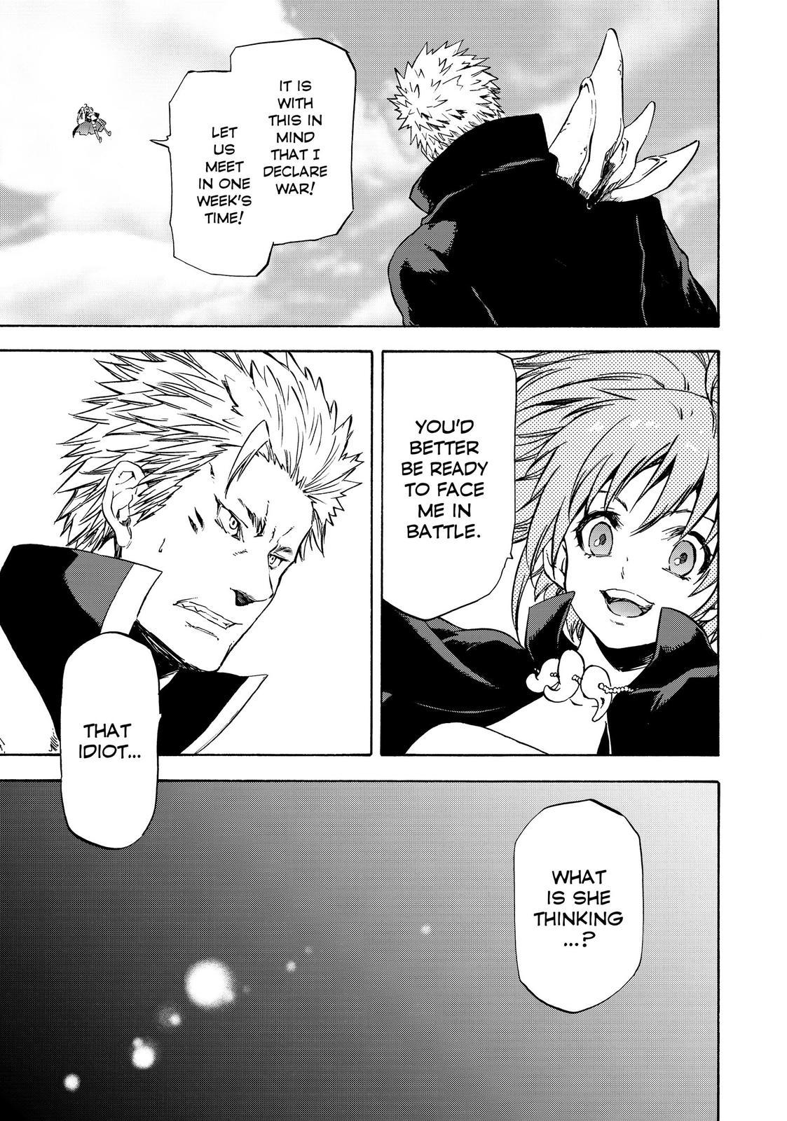 Tensei shitara Slime Datta Ken, Chapter 57 image 007