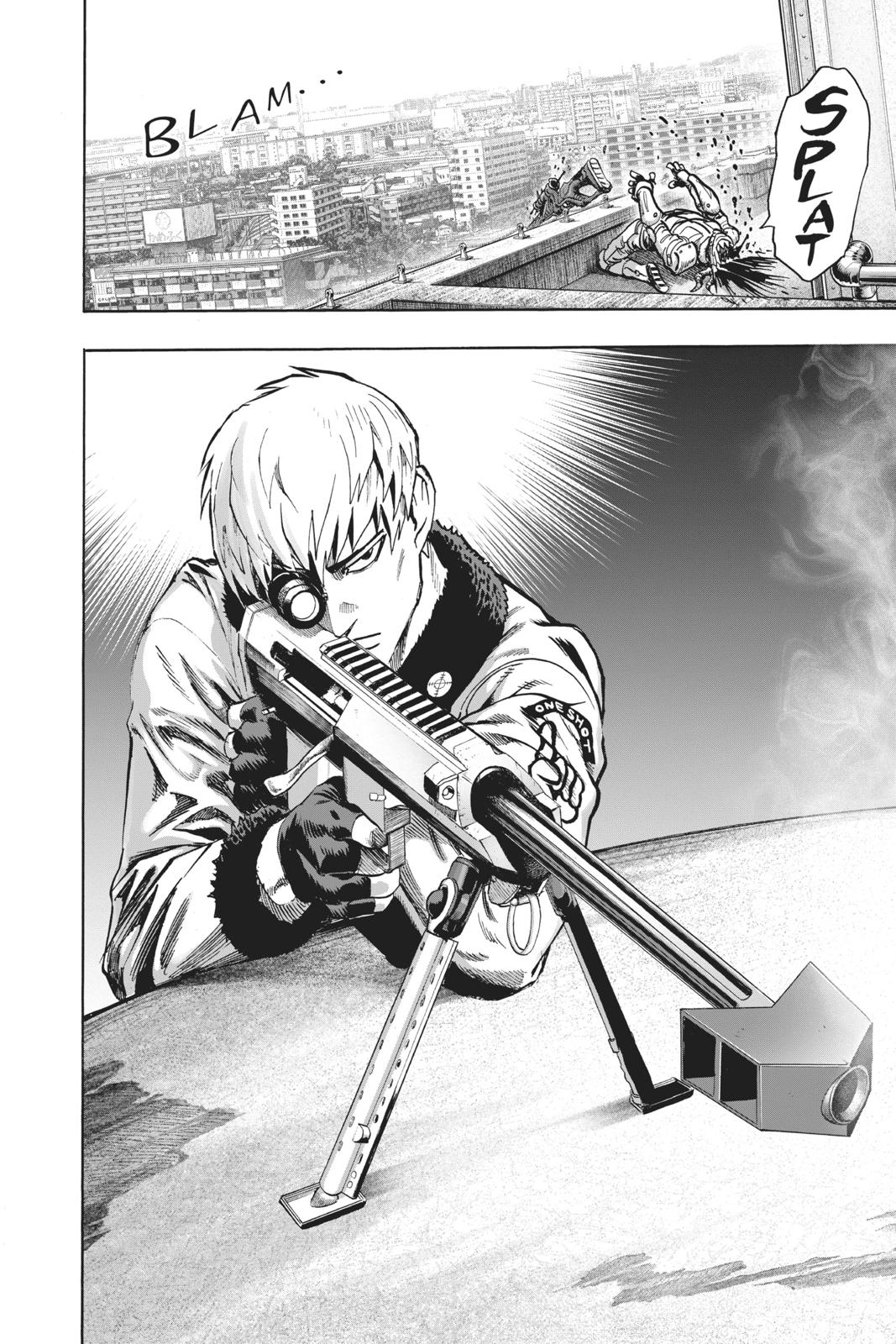 One-Punch Man, Chapter 96 image 042