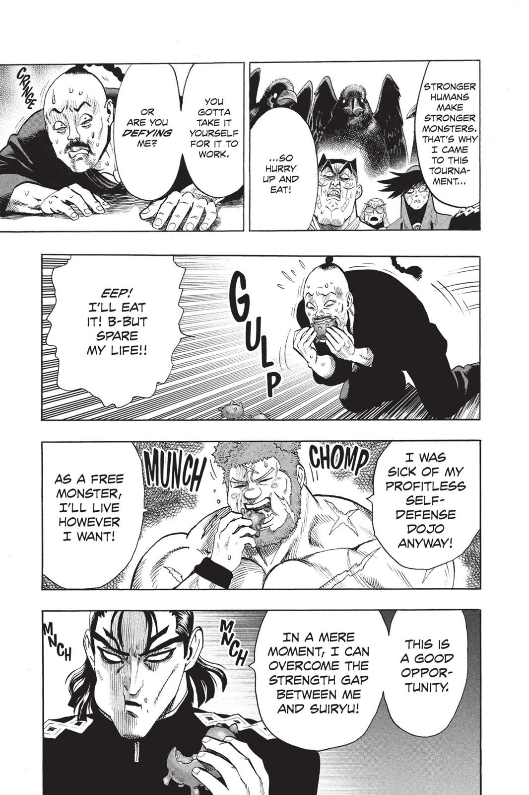 One-Punch Man, Chapter 72 image 027