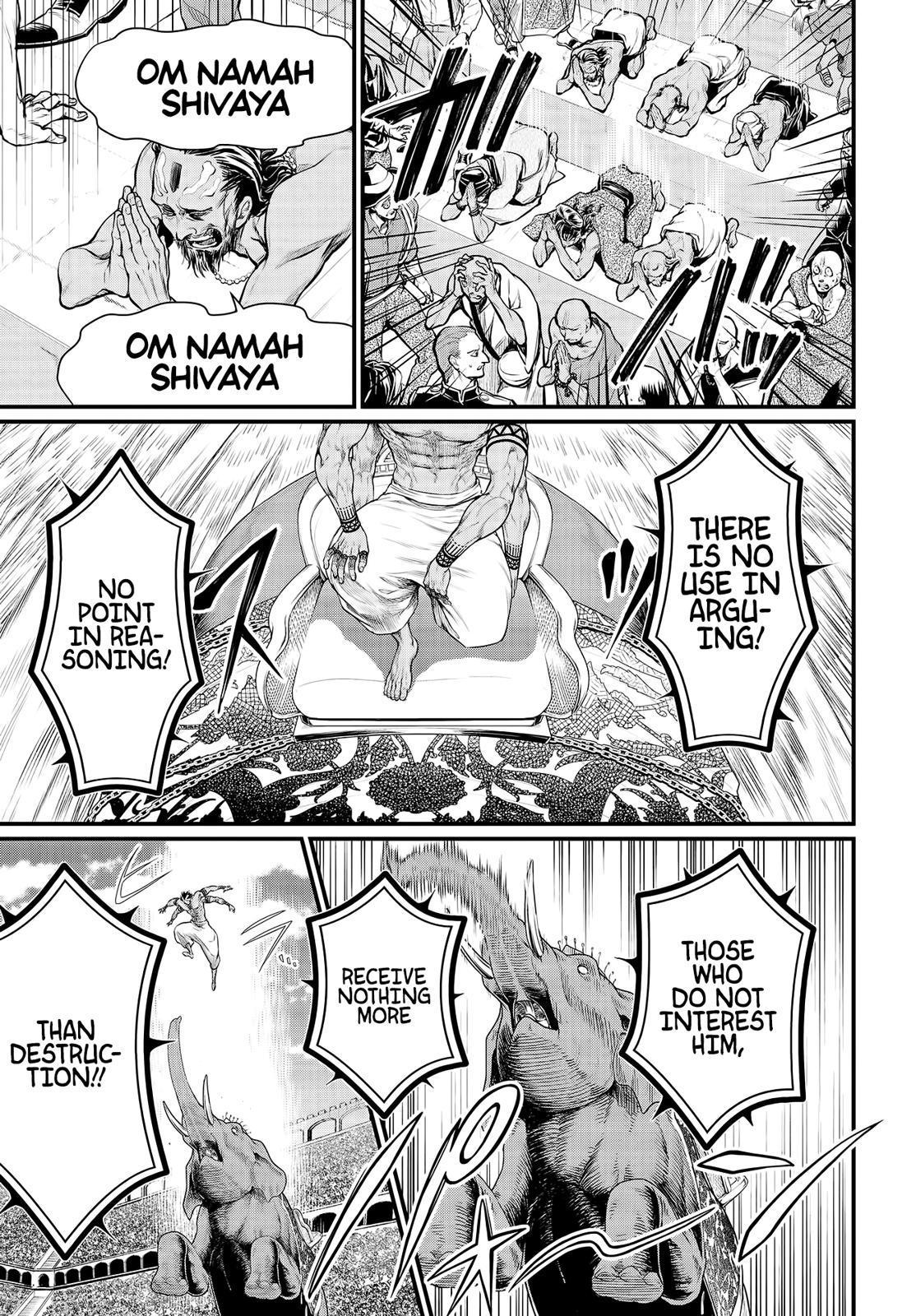 Shuumatsu no Valkyrie, Chapter 31 image 040