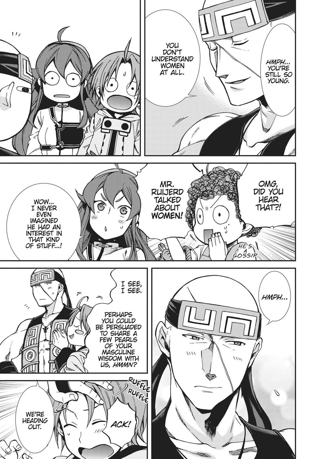 Mushoku Tensei, Chapter 46 image 007