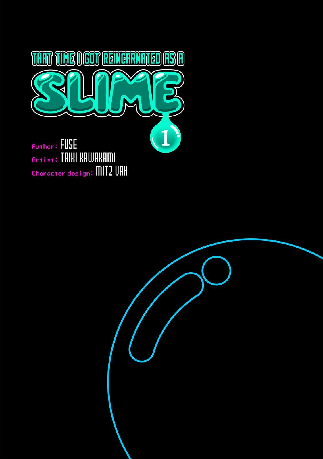 Tensei shitara Slime Datta Ken, Chapter 1 image 002