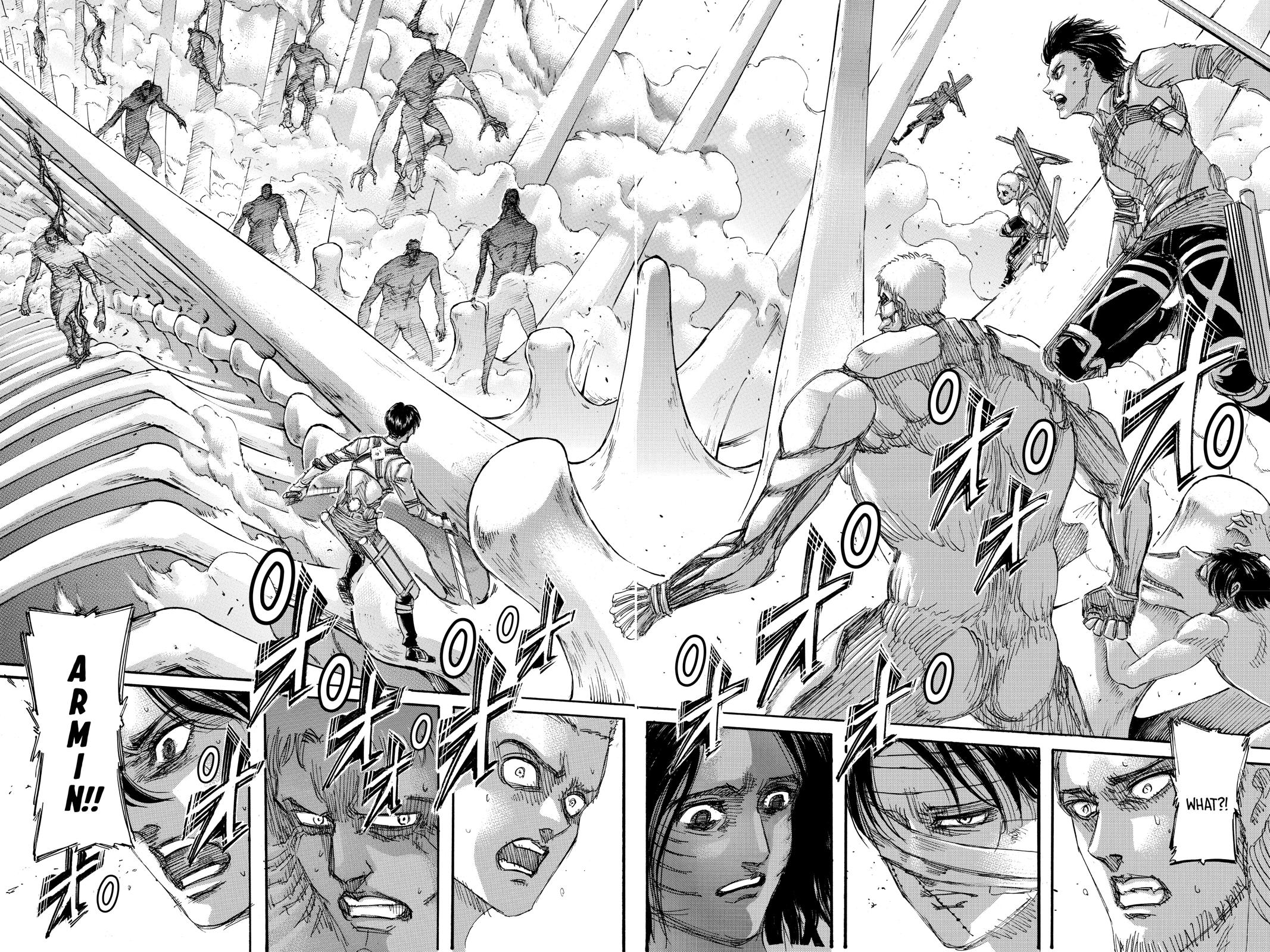 Attack On Titan, Episode 135 image 009