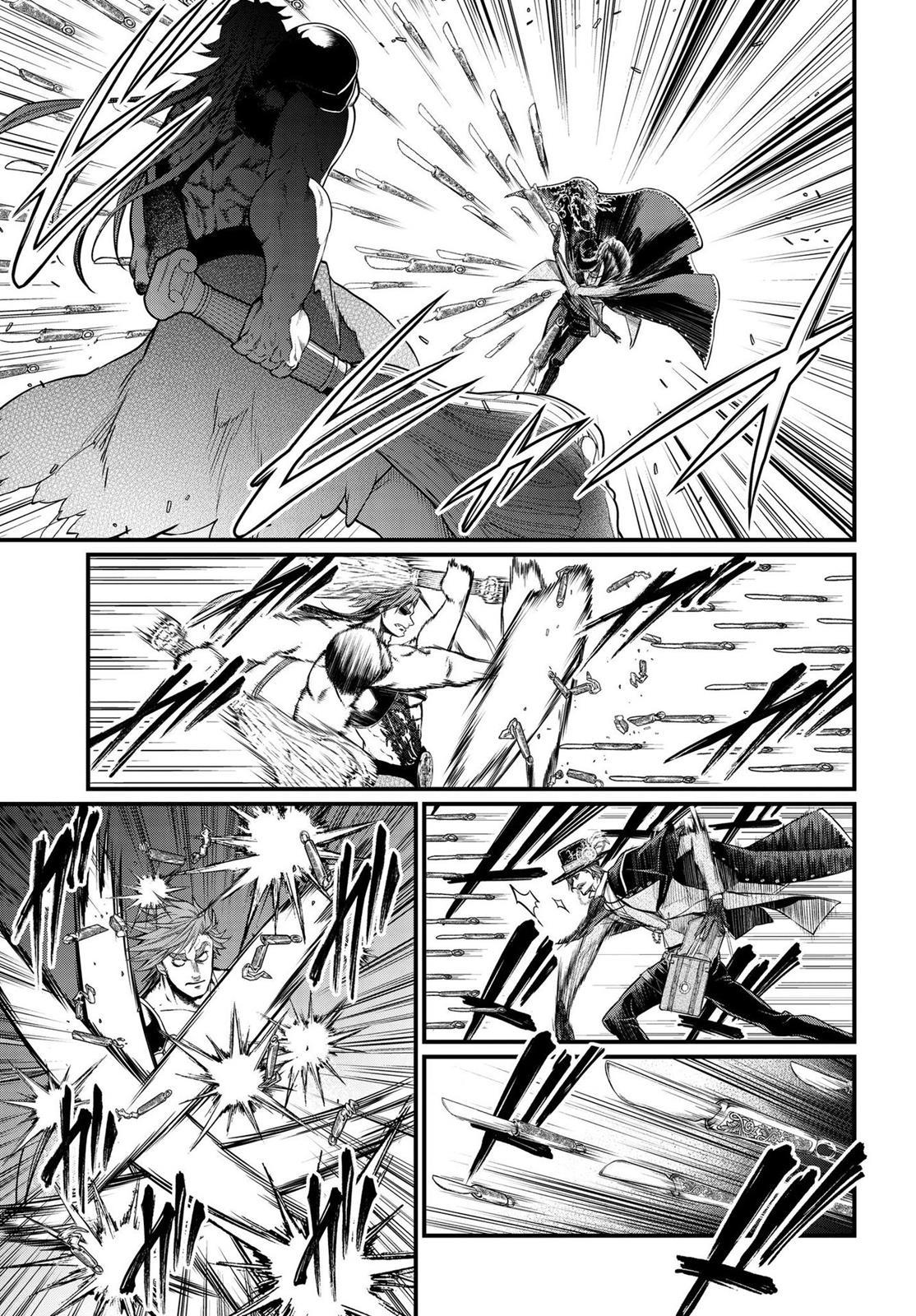 Shuumatsu no Valkyrie, Chapter 22 image 009