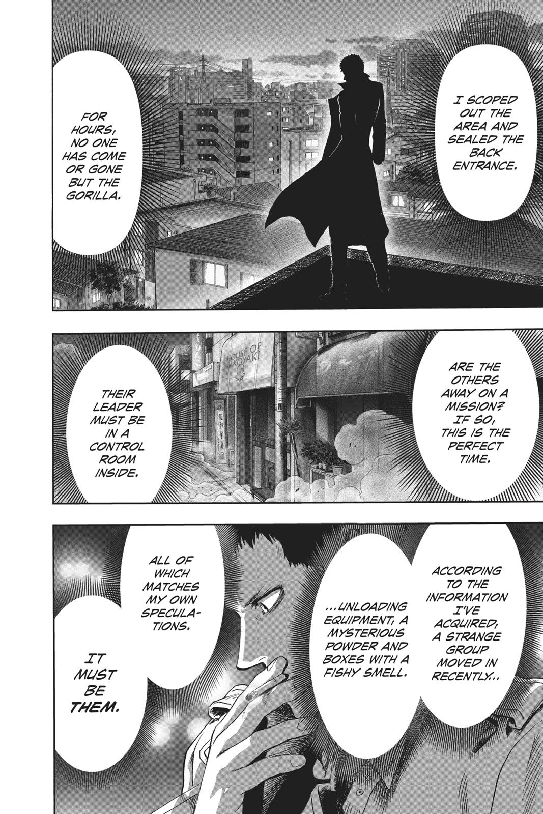 One-Punch Man, Chapter 89 image 026