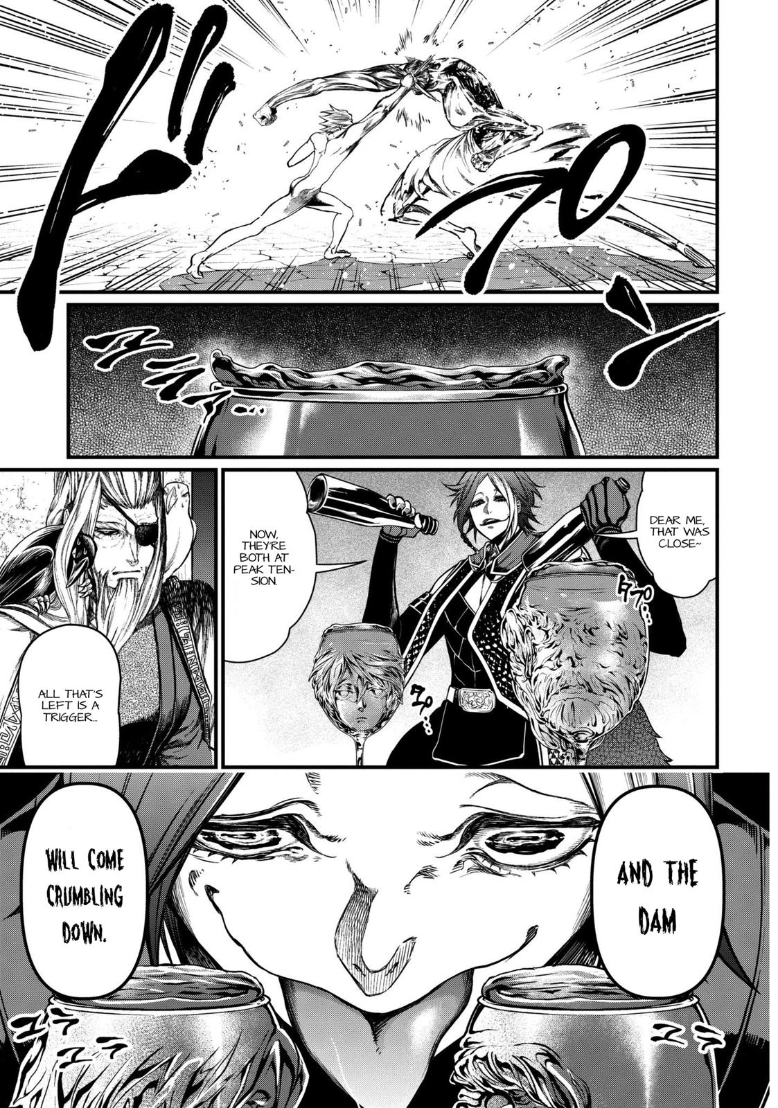Shuumatsu no Valkyrie, Chapter 12 image 010